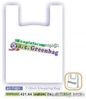 Sell T-Shirt Shopping Bag AC-T1621 OEM