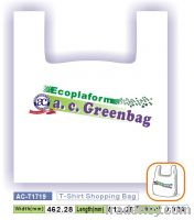 Sell T-Shirt Shopping Bag AC-T1719 OEM