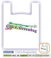 Sell T-Shirt Shopping Bag AC-T1722 OEM