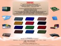 Percaline pvc coated paper for Books Binding , Lever Arch Files