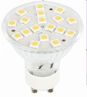 Sell LED Dimmable SMD GU10-5018D