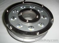 Sell LED underwater lights, 9w