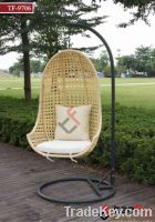 Sell TF-9706 rattan swing chair