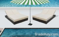 Sell TF-9420 outdoor pool chaise lounge