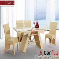 Sell TF-9115 modern wicker dining set