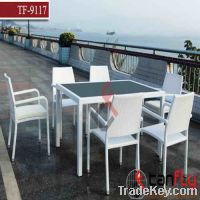 Sell tf-9117 outdoor dining set