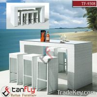 Sell tf-9308 wicker bar set
