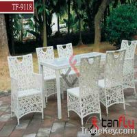 Sell tf-9118 outdoor garden wicker set