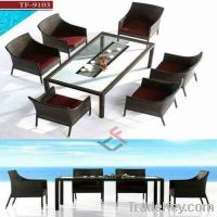 Sell tf-9103 modern restaurant dining table