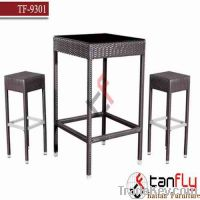 Sell TF-9301 rattan bar table and chair