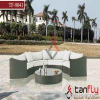 Sell Tf-9041 garden semi-circle wicker sectional sofa