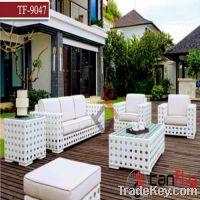 Sell patio wicker sofa set