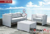 Sell TF-9036 wicker outdoor furniture sofa set/ living room sofa set