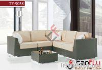 Sell TF-9038 modern wicker rattan furniture sofa