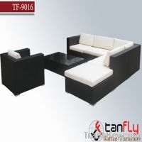 Sell TF-9016 contemporary pe rattan sectionalsofa set
