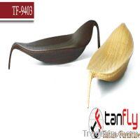 Sell TF-9403 wicker leaf sun lounge