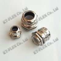 Nickel Plated Brass Cable Gland