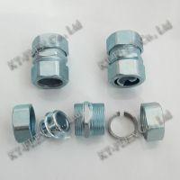 Set Screw Conduit Connector Rigid Pipe Fitting