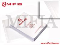Sheet Protectors, Clear Plastic File Sleeves from China