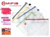 PVC Mesh Zip Bag