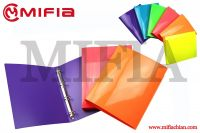 Ring Colorful Plastic Binder, Ring Binder Bags & Ring Binder Folders