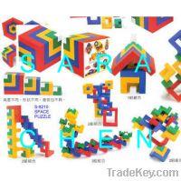 SPACE PUZZLE (3D PUZZLE)