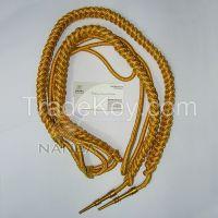 Military Gold Aiguillette