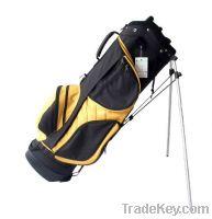 stand golf bag & cart golf bag & golf gun bag