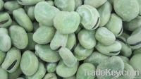 frozen broad bean