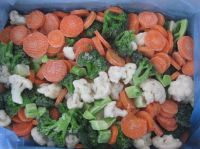 Sell Frozen Mixed Vegetables