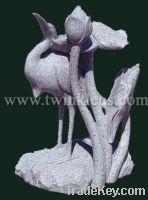 carving natural stone landscape sculptures