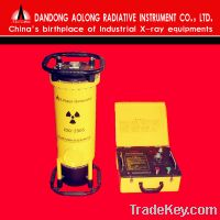 Sell Directional Portable X-ray flaw detector(XXQ-2505)