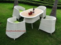 Garden Furniture 2011 High Quality Rattan Dining Set