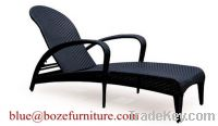 Outdoor Furniture Good Quality Chaise Lounge / Lounge Bed