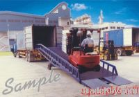 yard ramp/dock leveler