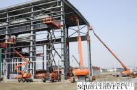 aerial work platform/scissor lift platform