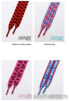 Sell Assorted Printed Shoe Laces- Factory Sale4