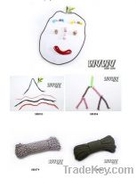 Sell Assorted Shoe Lace- Utility Rope Factory Sale