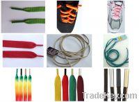 Shoe accessories supplier- assorted shoe laces