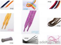 Sell shoe laces- factory sale