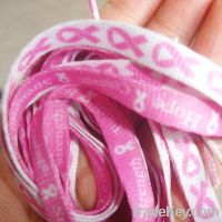 Sell Printed Shoe Laces pink