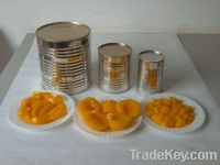 Sell Canned Yellow Peach