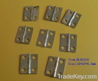 Sell jewelry box hinge length24openwidth20thickness0.5mm