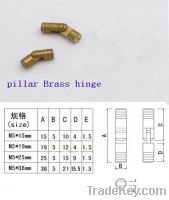 Sell brass invisible hinge