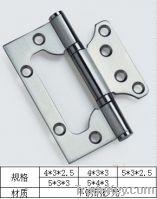 Sell stainless steel flush hinge