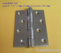 Sell stainless steel ball bearing hinge