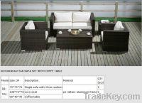 Sell leisure rattan sofa , gardon sofa