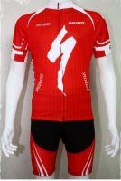 short sleeve cycling wear