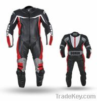 Leather Suits-Motorbike Leather Racing Suits