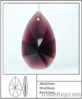 Sell trendy crystal necklace pendant